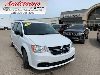 2019 Dodge Grand Caravan SXT Plus *DVD/Bluetooth* Van
