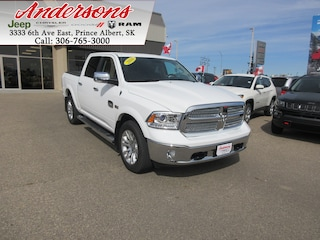 2016 Ram 1500 Longhorn *RamBox/Heated & Cooled Seats* Truck Crew Cab