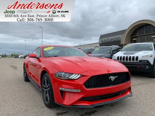 2019 Ford Mustang EcoBoost *Low KM/Command Start* Coupe