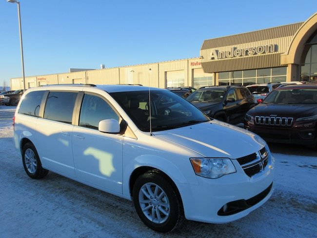 New  2019 Dodge Grand Caravan SXT Premium Plus Van in Prince Albert