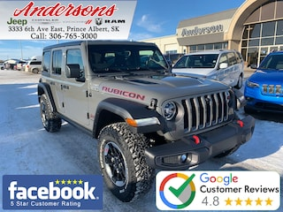 2021 Jeep Wrangler Unlimited Rubicon *Tow Group/Dual Top* 4x4
