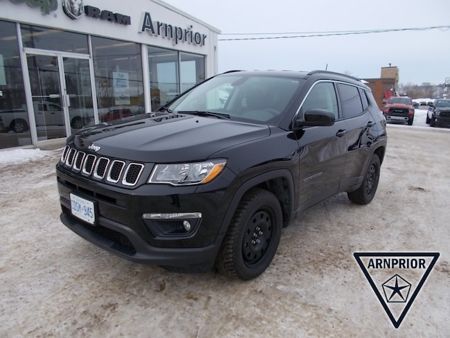 2017 Jeep New Compass North SUV