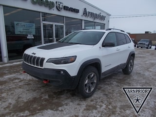 Pre-Owned 2019 Jeep New Cherokee Trailhawk 4x4 SUV for sale in Arnprior, ON