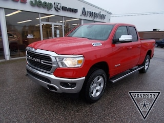 New 2021 Ram 1500 Big Horn Truck Quad Cab for sale in Arnprior, ON