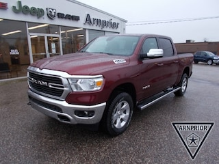 New 2021 Ram 1500 Big Horn Truck Crew Cab for sale in Arnprior, ON