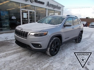 New 2019 Jeep New Cherokee Altitude SUV for sale in Arnprior, ON