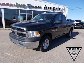 Pre-Owned 2017 Ram 1500 SXT Quad Cab 4X4 for sale in Arnprior, ON