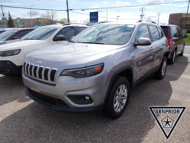 New 2019 Jeep New Cherokee North SUV for sale in Arnprior, ON