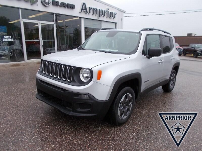 2018 Jeep Renegade Sport VUS