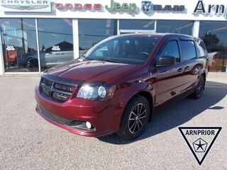 Pre-Owned 2017 Dodge Grand Caravan CVP/SXT Van Passenger Van for sale in Arnprior, ON