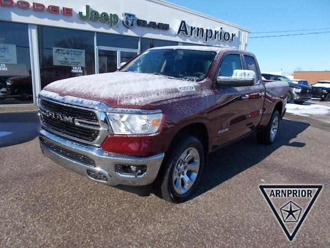 New 2019 Ram All-New 1500 Big Horn Truck Quad Cab for sale in Arnprior, ON