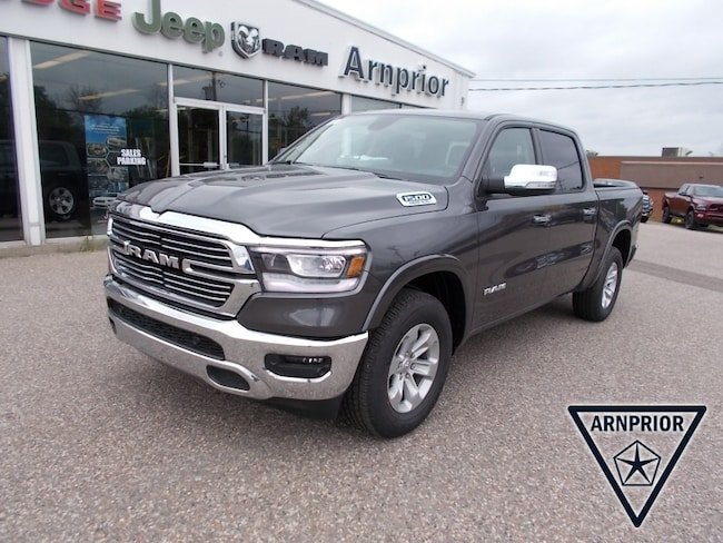 New 2019 Ram All-New 1500 Laramie Truck Crew Cab for sale in Arnprior, ON