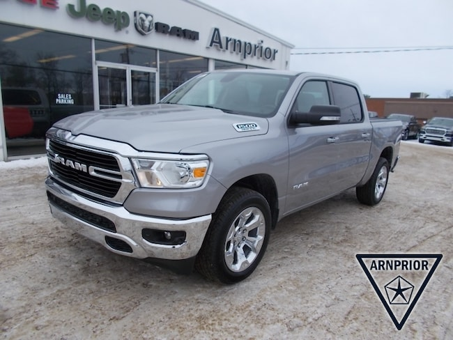 New 2019 Ram 1500 Big Horn Truck Crew Cab for sale in Arnprior, ON