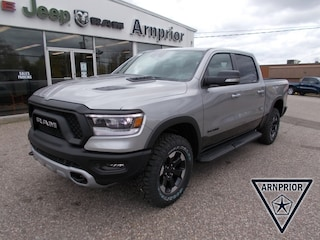 New 2021 Ram 1500 Rebel Truck Crew Cab for sale in Arnprior, ON