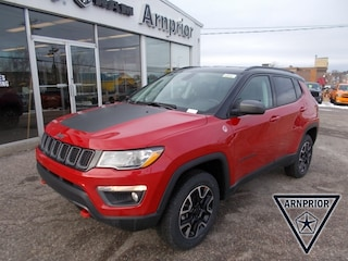 New 2020 Jeep Compass Trailhawk SUV for sale in Arnprior, ON