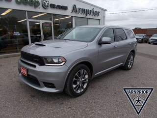 Pre-Owned 2019 Dodge Durango R/T SUV for sale in Arnprior, ON