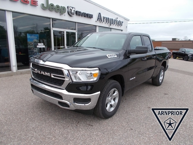 New 2019 Ram All-New 1500 SXT Truck Quad Cab for sale in Arnprior, ON
