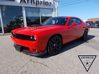 Pre-Owned 2016 Dodge Challenger R/T Scat Pack Coupe for sale in Arnprior, ON
