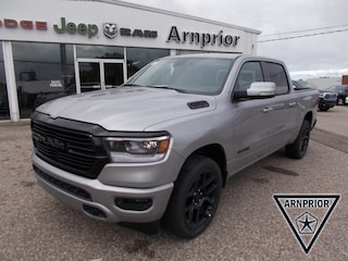 New 2020 Ram 1500 Night Edition Truck Crew Cab for sale in Arnprior, ON