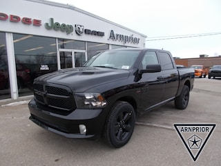 New 2020 Ram 1500 Classic Night Edition Truck Crew Cab for sale in Arnprior, ON