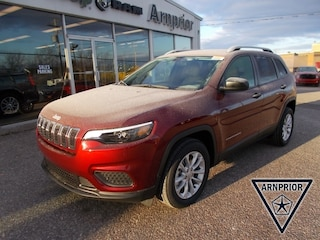 New 2020 Jeep Cherokee Sport SUV for sale in Arnprior, ON