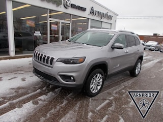 New 2019 Jeep Cherokee North SUV for sale in Arnprior, ON