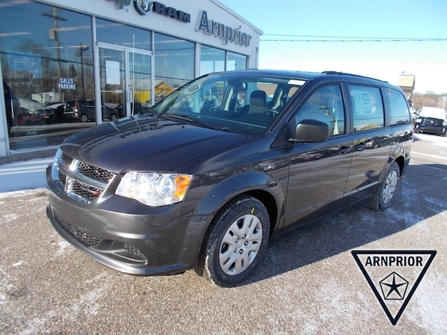 New 2019 Dodge Grand Caravan Canada Value Package Van for sale in Arnprior, ON