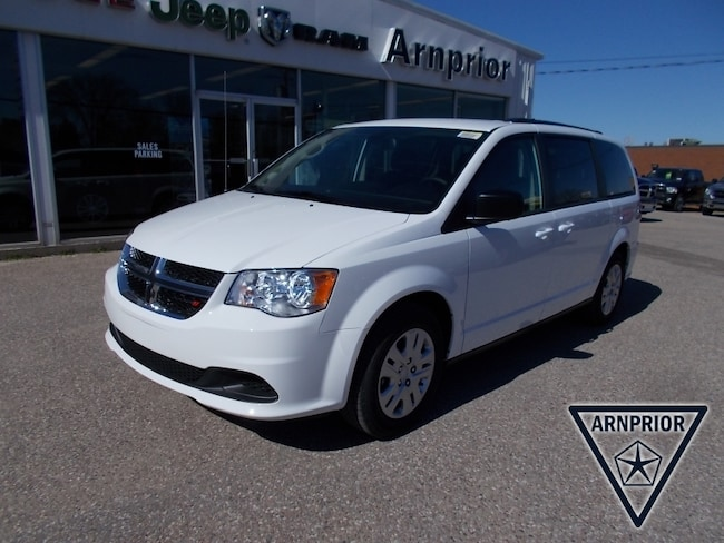 New 2019 Dodge Grand Caravan SXT Van for sale in Arnprior, ON