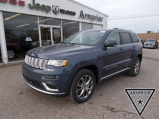 New 2020 Jeep Grand Cherokee Summit SUV for sale in Arnprior, ON