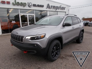 New 2020 Jeep Cherokee Trailhawk SUV for sale in Arnprior, ON