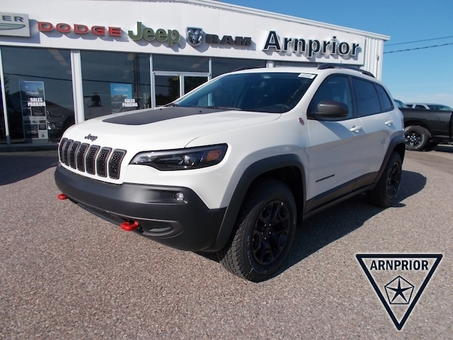 New 2019 Jeep New Cherokee Trailhawk SUV for sale in Arnprior, ON