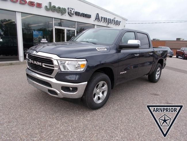 New 2019 Ram All-New 1500 Big Horn Truck Crew Cab for sale in Arnprior, ON
