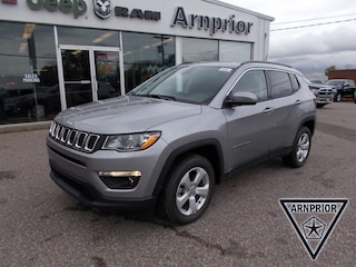 New 2020 Jeep Compass North SUV for sale in Arnprior, ON