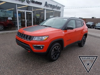 New 2019 Jeep Compass Trailhawk SUV for sale in Arnprior, ON