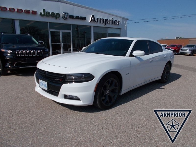 2017 Dodge Charger R/T Berline