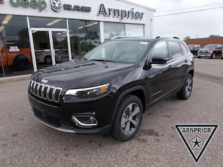 New 2020 Jeep Cherokee Limited SUV for sale in Arnprior, ON