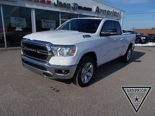 New 2019 Ram 1500 Big Horn Truck Quad Cab for sale in Arnprior, ON