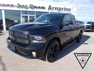 Pre-Owned 2016 Ram 1500 Sport Truck Quad Cab for sale in Arnprior, ON