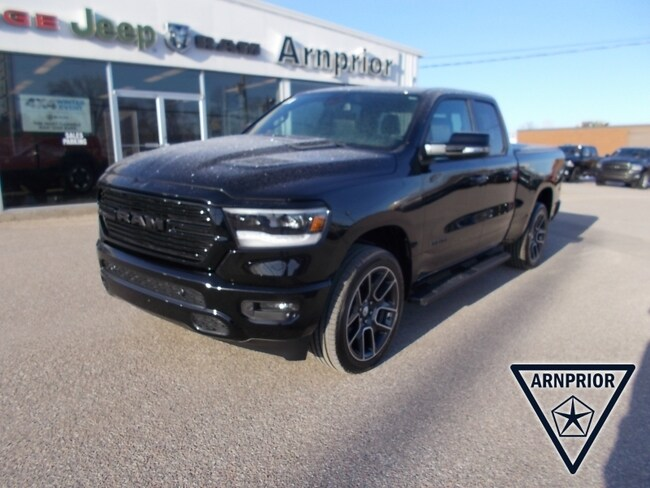 New 2019 Ram All-New 1500 Sport Truck Quad Cab for sale in Arnprior, ON