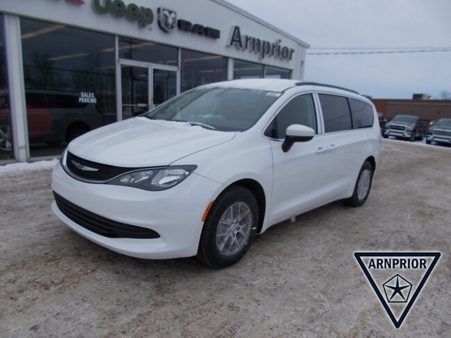 New 2019 Chrysler Pacifica LX Van for sale in Arnprior, ON