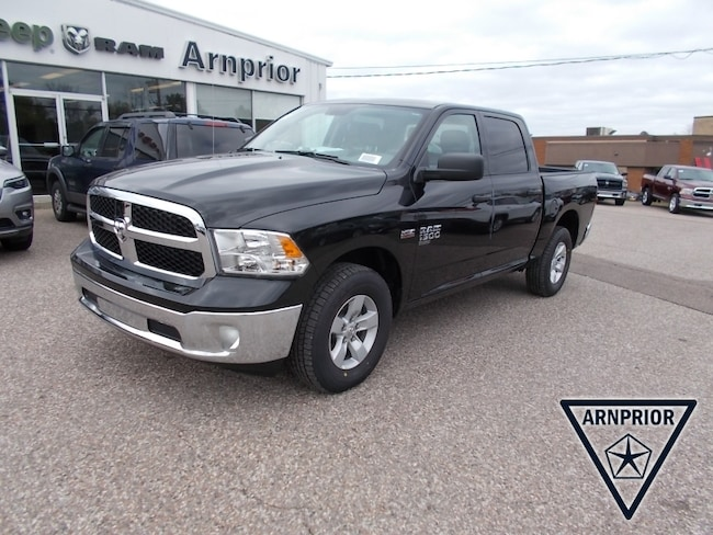 New 2019 Ram 1500 Classic ST Truck Crew Cab for sale in Arnprior, ON