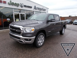 New 2020 Ram 1500 Big Horn Truck Crew Cab for sale in Arnprior, ON