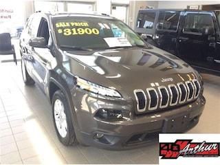 2018 Jeep Cherokee North Only 34 Km SUV