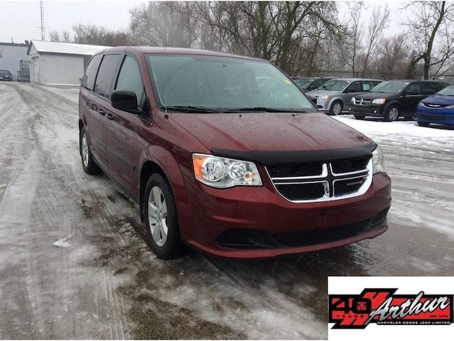 2017 Dodge Grand Caravan CVP 2nd Row Power Windows Van Passenger Van