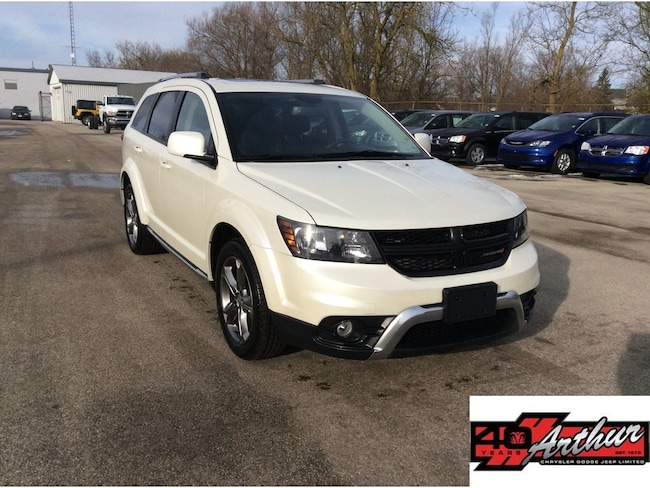 2017 Dodge Journey Crossroads SUV