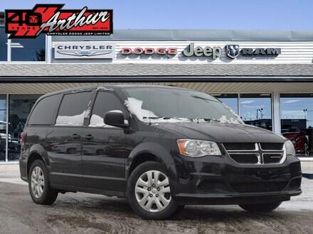 2018 Dodge Grand Caravan Canada Value Package Van Passenger Van