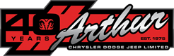 Arthur Chrysler Dodge Jeep Ltd.