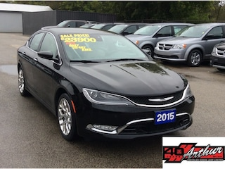 2015 Chrysler 200 200C Berline