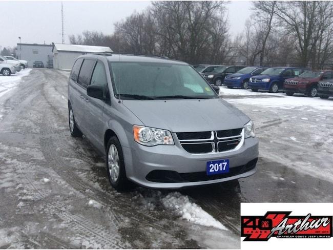 2017 Dodge Grand Caravan SXT Only 12,693 Km Van Passenger Van