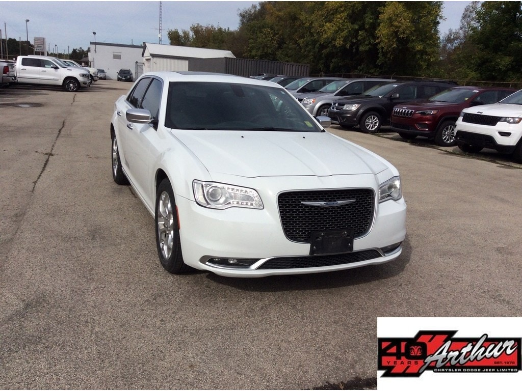 2016 Chrysler 300C 300C Platinum Sedan
